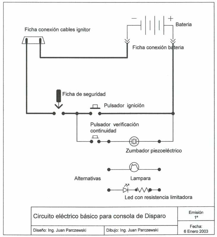 circuito electrico simple